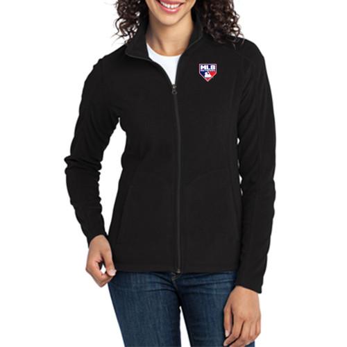 MLB Network Women's Fleece Full-Zip Jacket