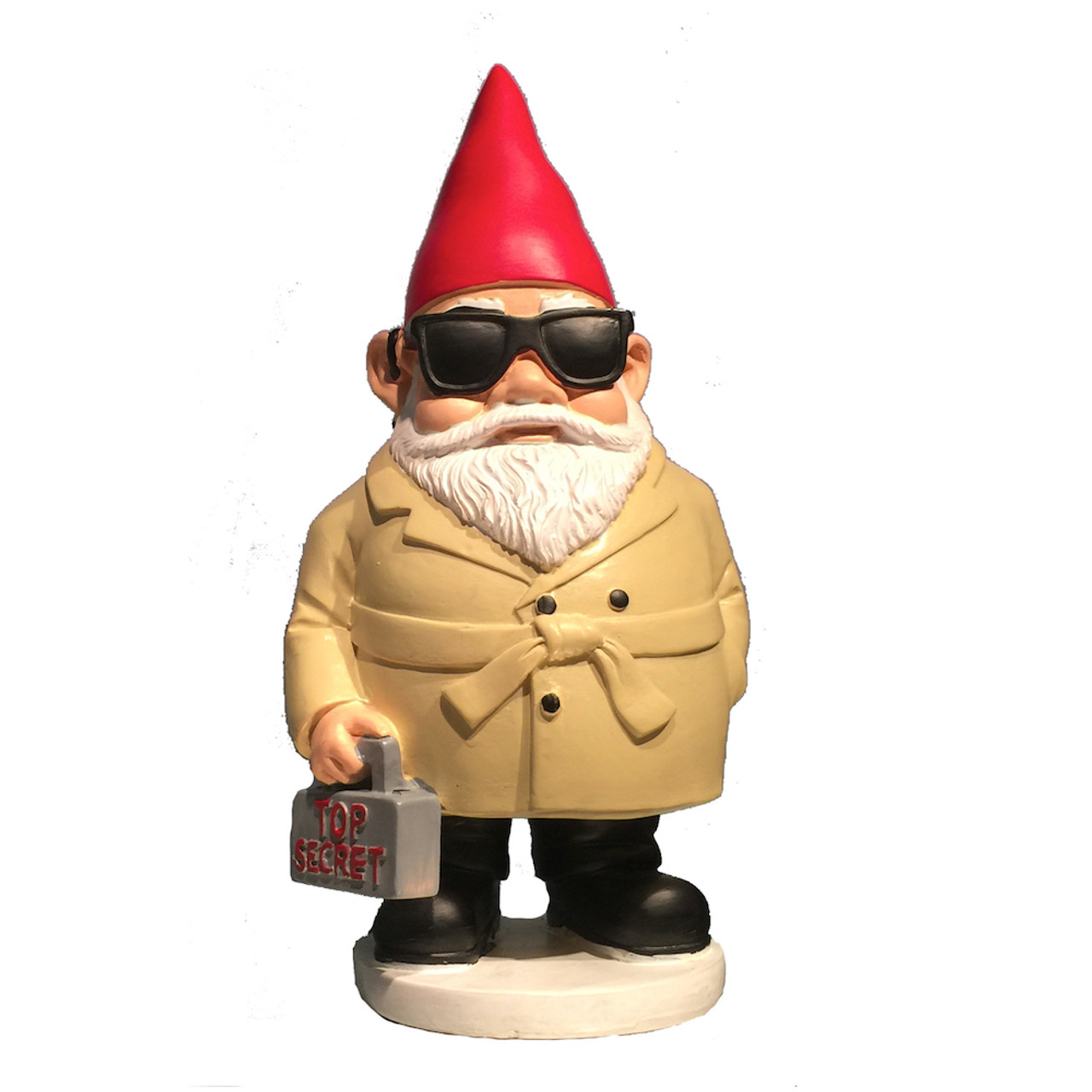 Agent You Don T Gnome Me Spy Museum Exclusive