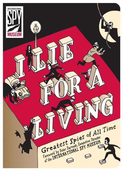 I Lie for a Living Book