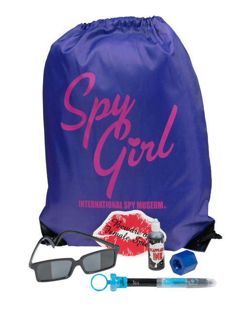 Girl Goodie Bag (Spy Museum Exclusive)