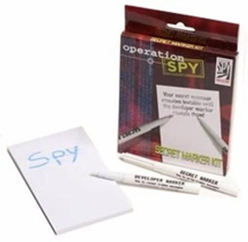 Operation Spy Secret Message Kit (Set of 4 - Spy Museum Exclusive)