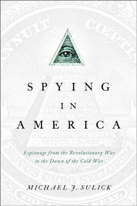 Spying in America - Michael Sulick
