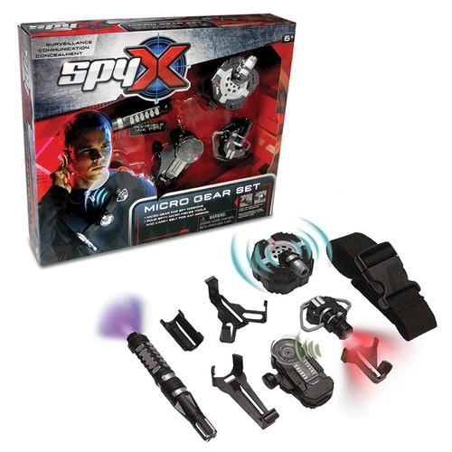 Spy X Micro Gear Set