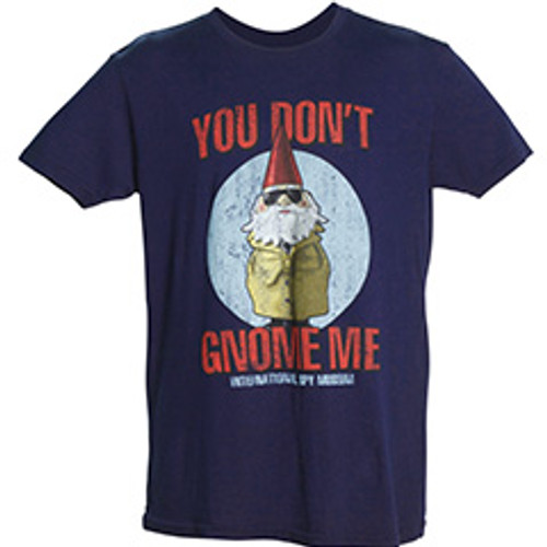 You Don't Gnome Me Tee (Spy Museum Exclusive)