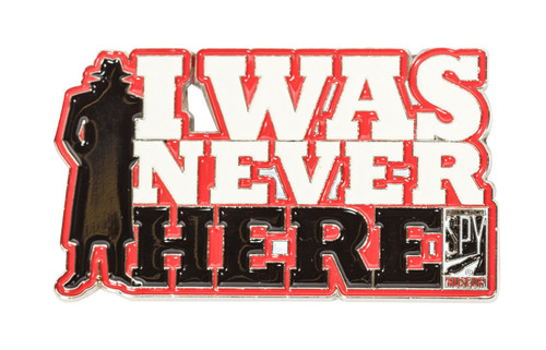 I Was Never Here Magnet