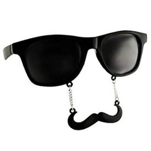 Mustache Sunglasses
