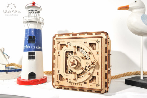 U-Gears Safe Puzzle