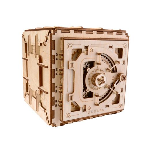 U Gears Safe Puzzle