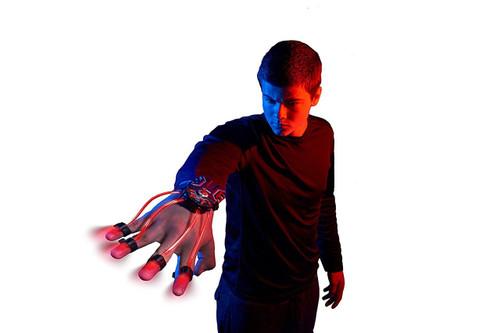 Spy X Light Hand