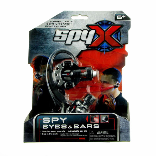 Spy X Spy Eyes and Ears