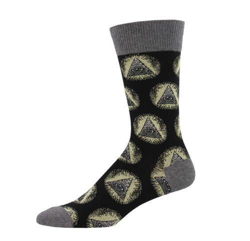 Illuminati Socks