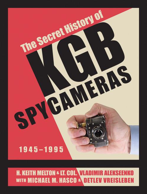 The Secret History of KGB Spy Cameras