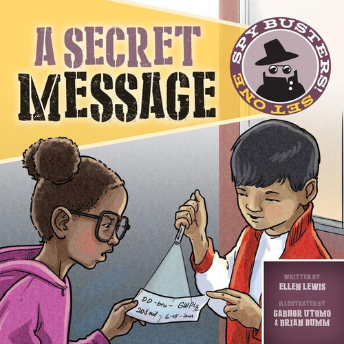 A Secret Message, Book By Ellen Lewis