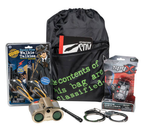 Deluxe Spy Kit - Spy Museum Exclusive