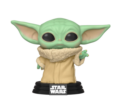 mandalorian; star wars; baby yoda; yoda; the child; funko pop; bobble head; collectible;