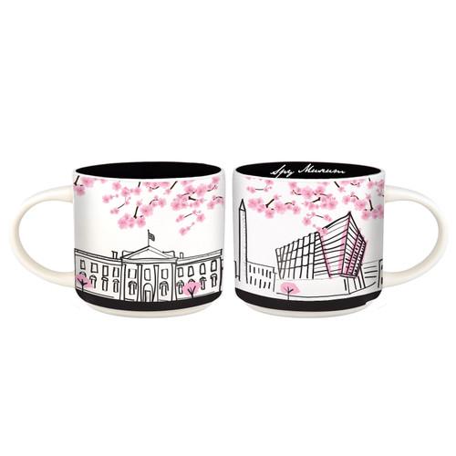 Cherry Blossom Stack-able Mug