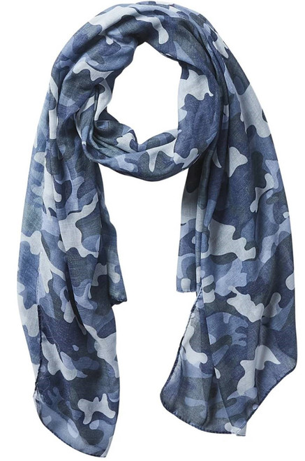 Camouflage Insect Shield Scarf