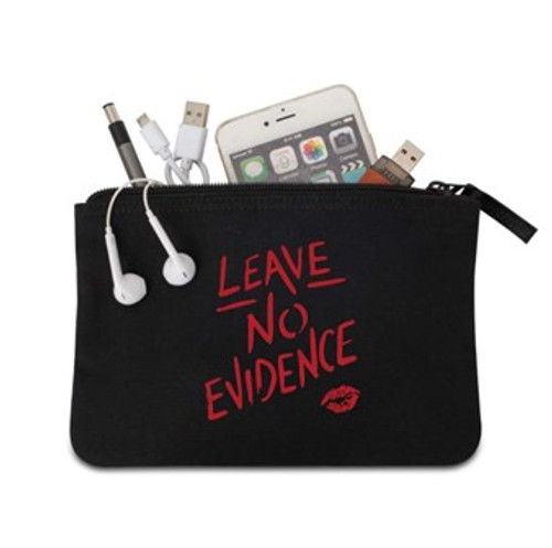 Leave No Evidence Pouch