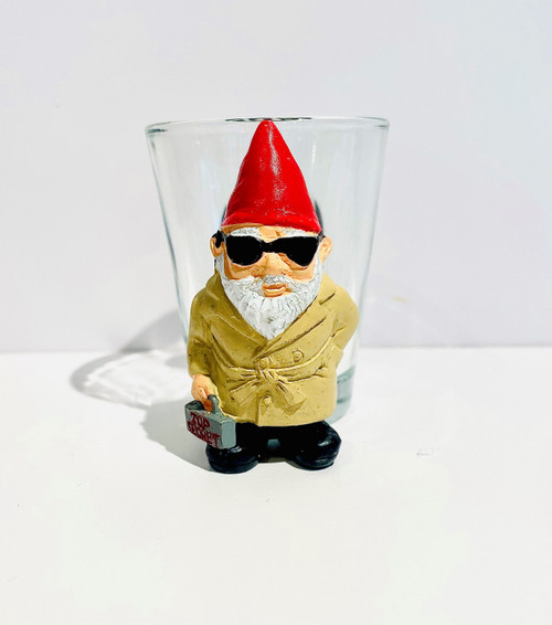 Gnome Shot Glass