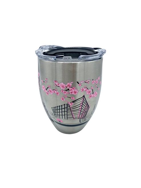 Cherry Blossom Wine Tervis (Spy Museum Exclusive)