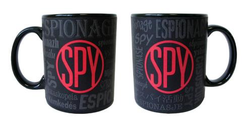 Espionage Spy Mug (Spy Museum Exclusive)