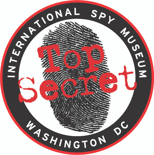Top Secret Fingerprint Patch