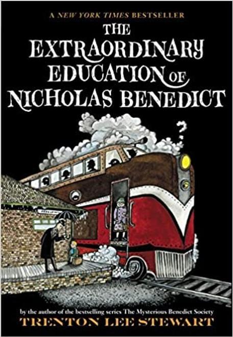 Mysterious Benedict Sequel: The Extraordinary Education of Nicholas Benedict