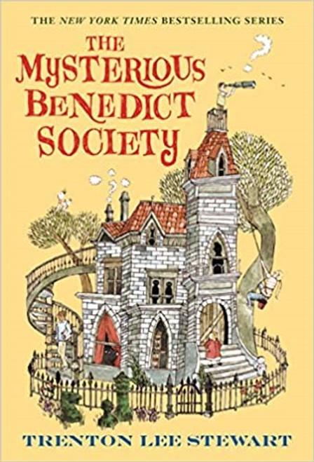 Mysterious Benedict Society PB