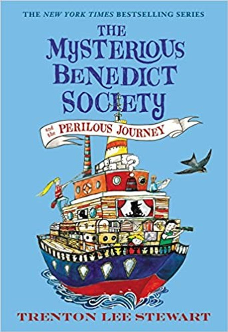 Mysterious Benedict Society and the Perilous Journey PB