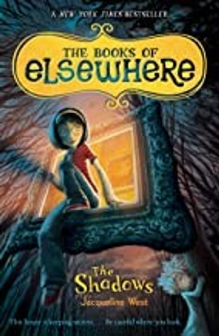 The Books of Elsewhere: The Shadows-Backordered