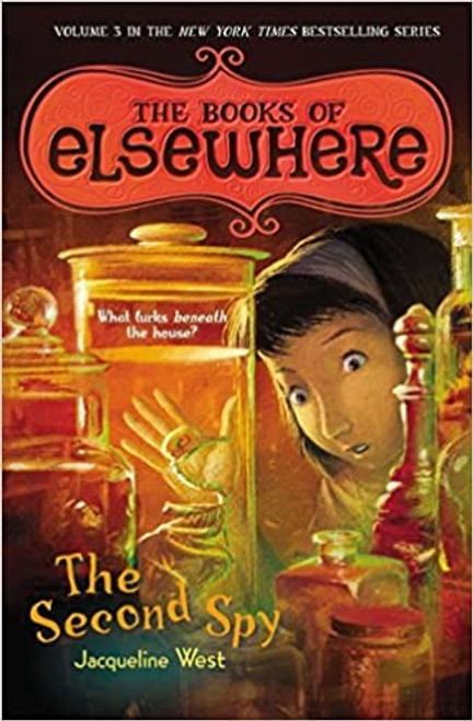The Books of Elsewhere: The Second Spy