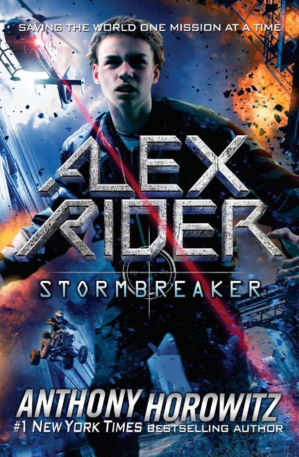 Alex Rider: Stormbreaker- Book 1
