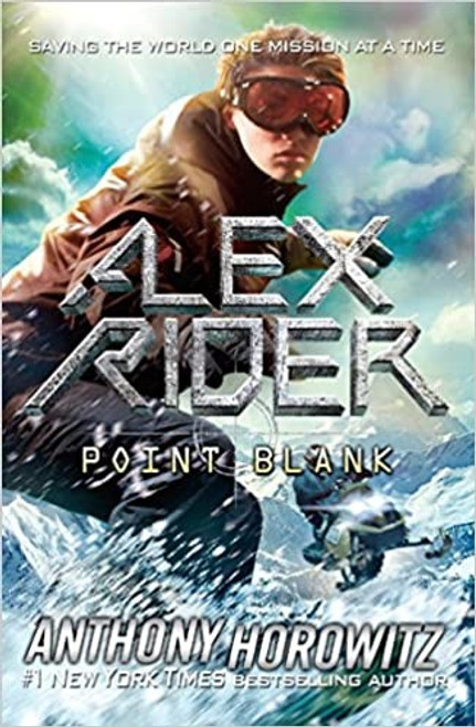 Alex Rider: Point Blank- Book 2