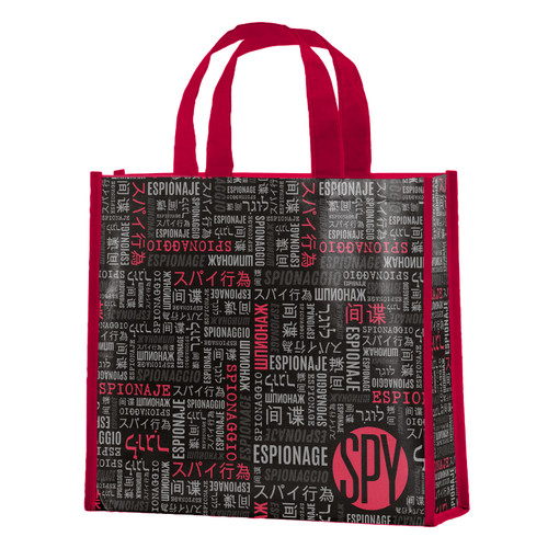 Espionage Tote Bag
