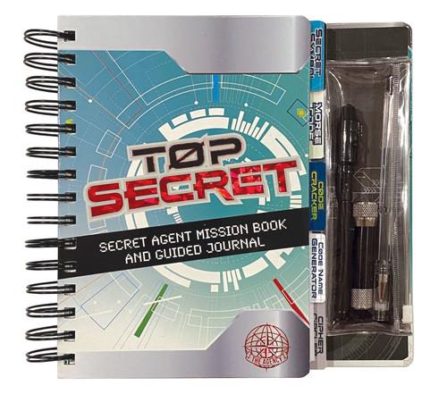 Top Secret Mission Workbook