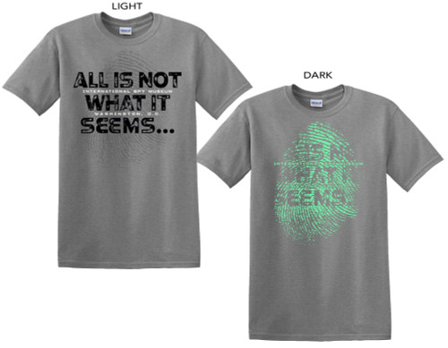 All Is Not What It Seems Tee