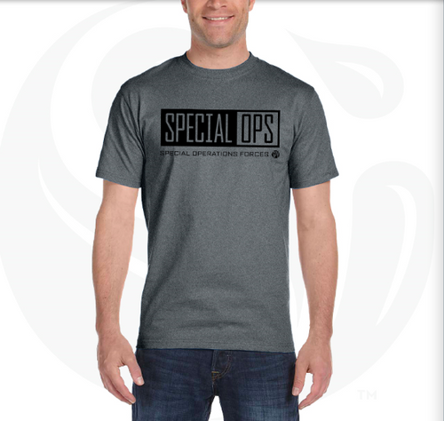 Special Ops Tee Backordered