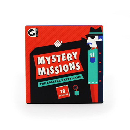 Party Game Mystery Missions