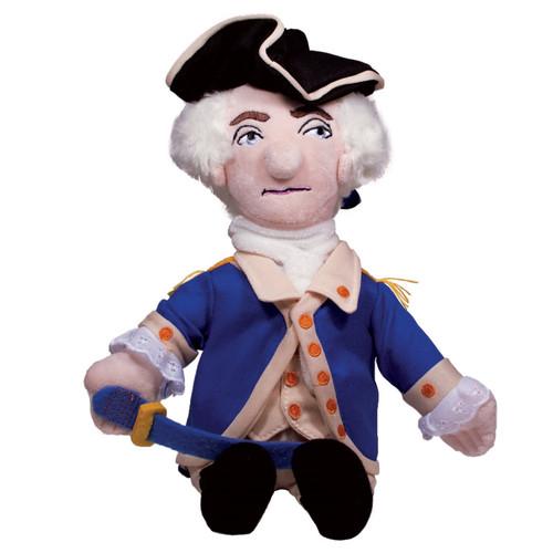 Little Thinker Doll- George Washington Backordered
