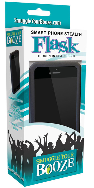 Flask Smart Cell Phone