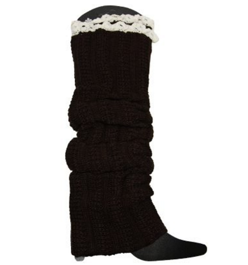 Boot Socks with Lace