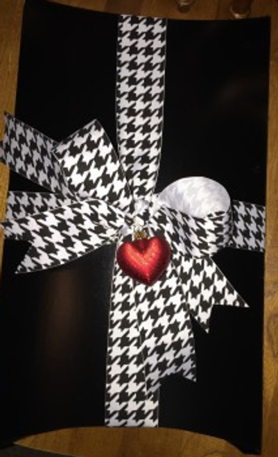 Houndstooth Ribbon SALE