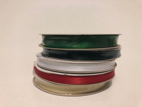 "Satin Ribbon 1/4"" (10yds)"