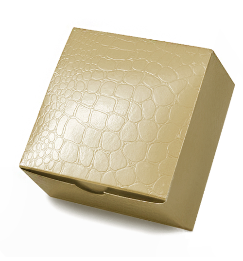 Gift Box - Champaign Croc