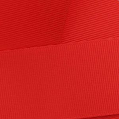 "Grosgrain Ribbon - 5/8"" x 8 yards - Red"