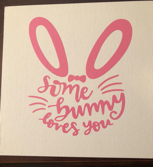 Some Bunny Loves You -1