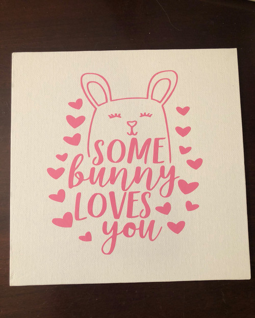Some Bunny Loves You -2