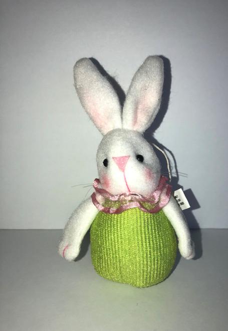"Bunny - 4"" (Pink collar)"