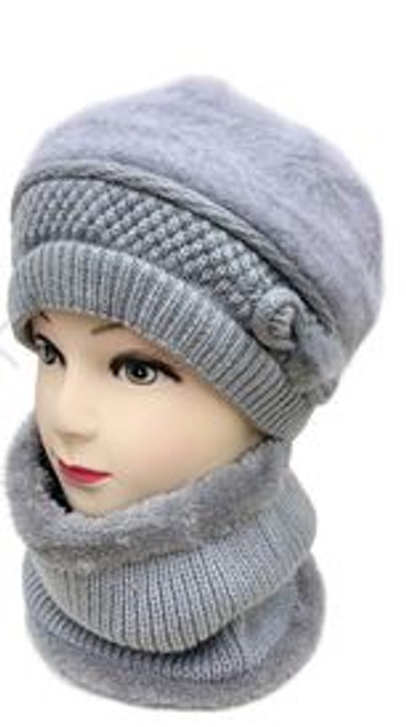 Hat and Turtleneck Combo set