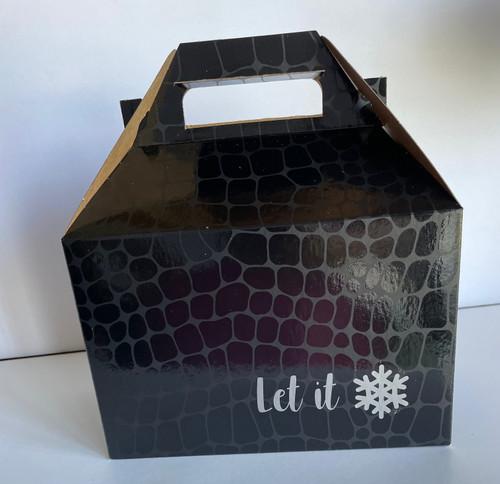 Let it Snow Gable Box